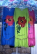 ANTIGUA, St John's, shopping, tops with hibiscus flower designs, ANT849JPL