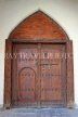 BAHRAIN, Manama, Al Khamis Mosque (oldest in Bahrain), entrance doorway, BHR510JPL