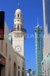 BAHRAIN, Manama, Al Yateem Mosque, and Financial Harbour Tower, BHR1107JPL