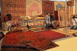 BAHRAIN, Manama, Bahrain Exhibition Centre, Autumn Fair, carpet stall, BHR1059JPL