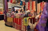 BAHRAIN, Manama, Bahrain Exhibition Centre, Autumn Fair, clothing stalls, BHR1049JPL