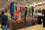 BAHRAIN, Manama, Bahrain Exhibition Centre, Autumn Fair, clothing stalls, BHR1051JPL