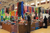 BAHRAIN, Manama, Bahrain Exhibition Centre, Autumn Fair, clothing stalls, BHR1052JPL