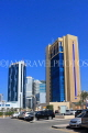 BAHRAIN, Manama, Ramee Grand Hotel and Seef Tower buildings, architecture, BHR1209JPL