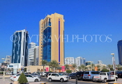 BAHRAIN, Manama, Ramee Grand Hotel and Seef Tower buildings, architecture, BHR1211JPL