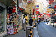 BAHRAIN, Manama, old town street scene and shops, BHR1742JPL