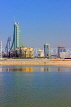 BAHRAIN, Manama, view towards financial business area, BHR1220JPL