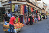 BAHRAIN, Manama Souk (Souq), clothes shops and fruit seller, BHR705JPL