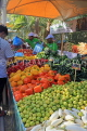 BAHRAIN, Noor El Ain, Garden Bazaar, Farmers Market, fruit and vegetable stalls, BHR1181JPL