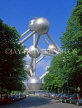 Belgium, BRUSSELS, The Atomium, BRS39JPL