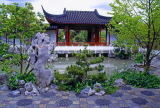 CANADA, British Columbia, VANCOUVER, Chinatown, Dr Sun Yat Sen Garden, CAN597JPL