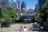 CANADA, British Columbia, VANCOUVER, Downtown, Robson Square, CAN919JPL