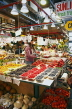 CANADA, British Columbia, VANCOUVER, Granville Island, market, fruit stand, CAN899JPL