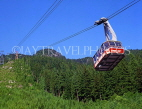 CANADA, British Columbia, VANCOUVER, Grouse Mountain, Skyride cable car, CAN947JPL