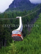 CANADA, British Columbia, VANCOUVER, Grouse Mountain, Skyride cable car, CAN948JPL