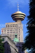 CANADA, British Columbia, VANCOUVER, Harbour Centre building, CAN655JPL