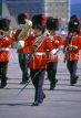 CANADA, Quebec, QUEBEC CITY, Changing of the Guard parade, CAN286JPL