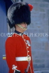 CANADA, Quebec, QUEBEC CITY, Citadel guard, CAN287JPL