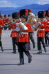 CANADA, Quebec, QUEBEC CITY, changing of the guard parade, CAN285JPL