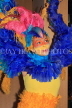 COLOMBIA, cultural dancer in colourful costume, COL25JPL