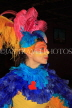 COLOMBIA, cultural dancer in costume, COL23JPL