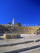 CYPRUS, Paphos, Kato Paphos, 2nd century ODEON and lighthouse, CYP17JPL