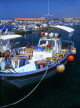 CYPRUS, Paphos, Kato Paphos, fishing boat in harbour, CYP229JPL