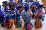 CYPRUS, Paphos, hand made and painted pottery, CYP391JPL