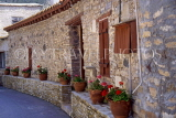 CYPRUS, traditional villages, AIYA ANNA (North Larnaca), stone built houses, CYP315JPL