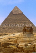 EGYPT, Giza, Pyramid and The Sphinx, EGY144JPL