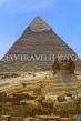 EGYPT, Giza, Pyramid and The Sphinx, EGY146JPL