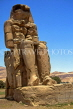 EGYPT, Luxor, Valley of the Kings, Colossi of Memnon, EGY115JPL