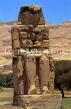 EGYPT, Luxor, Valley of the Kings, Colossi of Memnon, Thebes, EGY112JPL