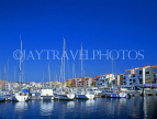 FRANCE, Languedoc-Roussillon, CAP DAGDE, resort and marina, yachts, FRA42JPL