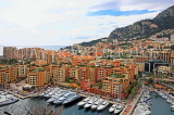 FRANCE, Provence, Cote d'Azure, MONACO, Fontvieille harbour and yachting marina, FRA2386JPL