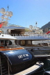 FRANCE, Provence, Cote d'Azure, MONACO, harbour and marina, luxury yachts, FRA2515JPL