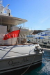 FRANCE, Provence, Cote d'Azure, MONACO, harbour and marina, luxury yachts, FRA2516JPL