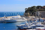 FRANCE, Provence, Cote d'Azure, MONACO, harbour view, marina and yachts, FRA2517JPL