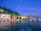 FRANCE, Provence, Cote d'Azure, NICE, Port and waterfront, Bassin Lympia, FRA252JPL