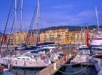 FRANCE, Provence, Cote d'Azure, NICE, Port and yachts, Bassin Lympia, FRA251JPL