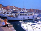 FRANCE, Provence, Cote d'Azure, NICE, Port and yachts, Bassin Lympia, FRA255JPL