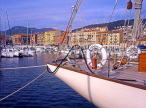 FRANCE, Provence, Cote d'Azure, NICE, Port and yachts, Bassin Lympia, FRA266JPL