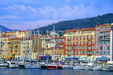 FRANCE, Provence, Cote d'Azure, NICE, port and yachts, Bassin Lympia, FRA279JPL