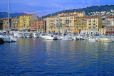 FRANCE, Provence, Cote d'Azure, NICE, port and yachts, Bassin Lympia, FRA281JPL