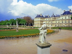 France, PARIS, Luxembourg Palace and Gardens (Jardin du Luxembourg), FRA2249JPL