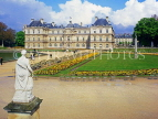 France, PARIS, Luxembourg Palace and Gardens (Jardin du Luxembourg), FRA2250JPL