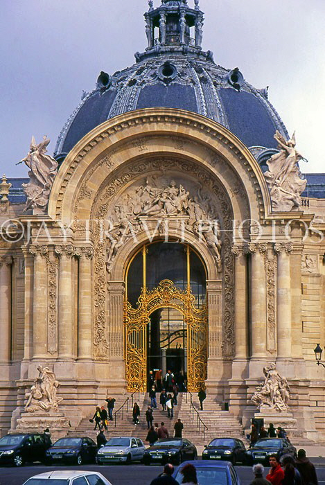 France, PARIS, Petit Palais, Avenue Winston Churchill, FRA2178JPL