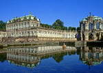 GERMANY, Dresden, Zwinger Palace, GER1020JPL