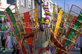 GRENADA, Carnival  dancer, in parade, GRE321JPL