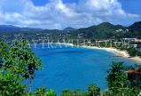 GRENADA, Grand Anse Beach, GRE478JPL